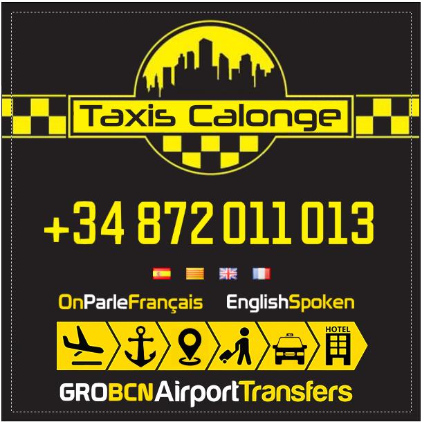 Logo Taxi Sant Antoni de Calonge